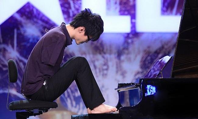 Пианист без рук, Автор неизвестен, Бочонок Мёда для Сердца