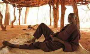 Человек, который остановил пустыню, Автор неизвестен, Бочонок Мёда для Сердца