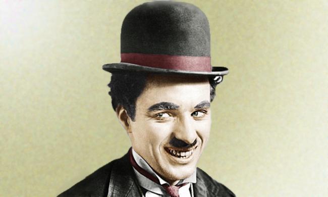 Когда я полюбил себя, Чарльз Чаплин, Бочонок Мёда для Сердца
