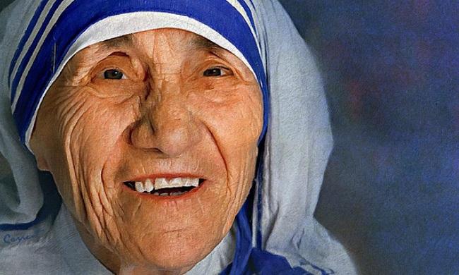 Всё равно, Мать Тереза, Бочонок Мёда для Сердца