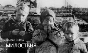 Милостыня, Инна Ровинская, Живая Книга