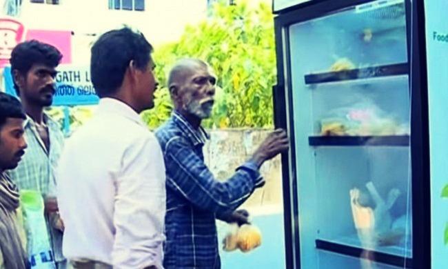Холодильник на улице, Незвестен, Бочонок Мёда для Сердца