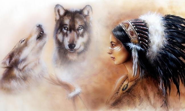 Какой волк побеждает, Автор неизвестен, Бочонок Мёда для Сердца