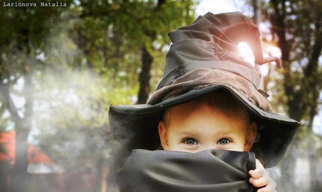 Маленький волшебник, Автор неизвестен, Бочонок Мёда для Сердца