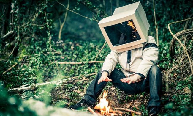 Сказка об одиноком компьютере, Efim