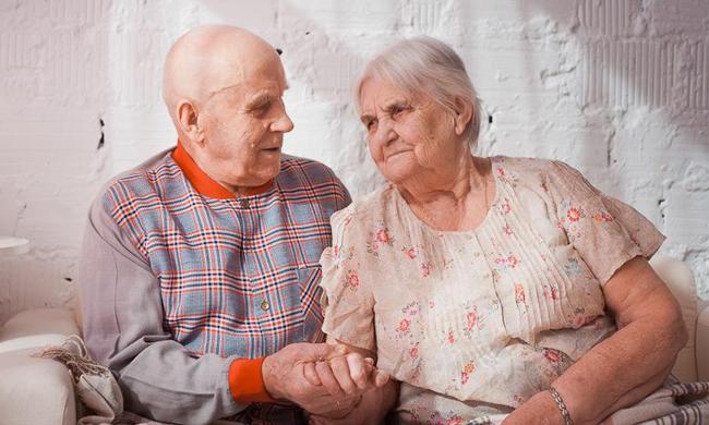 Бабушкин секрет счастливого брака. Билли Грэм