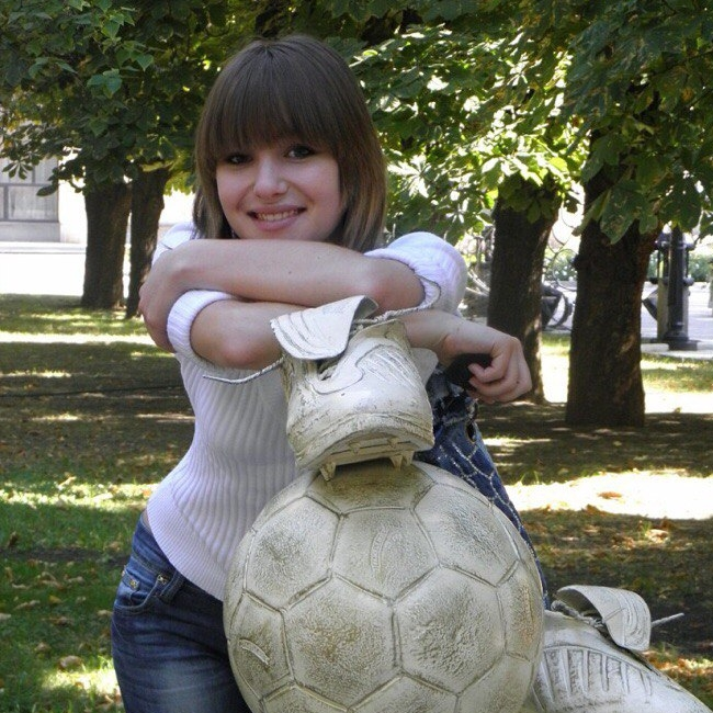 Виктория Степшина, Бочонок Мёда для Сердца