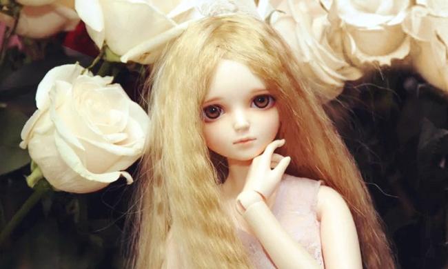 Кукла и белая роза, Бочонок Мёда для Сердца