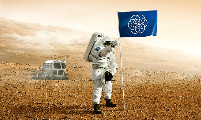 Флаг Земли, Сергей Ястребов, Бочонок Мёда для Сердца